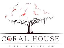 Coral House logo top