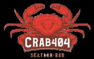 Crab 404 logo top