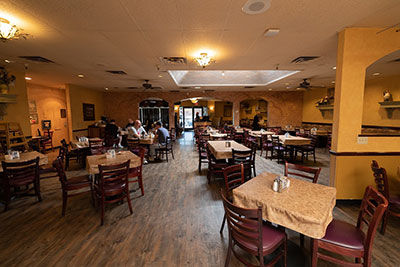 eastgate restaurant interior image 1