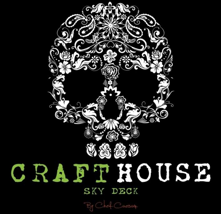 Craft House Sky Deck logo top