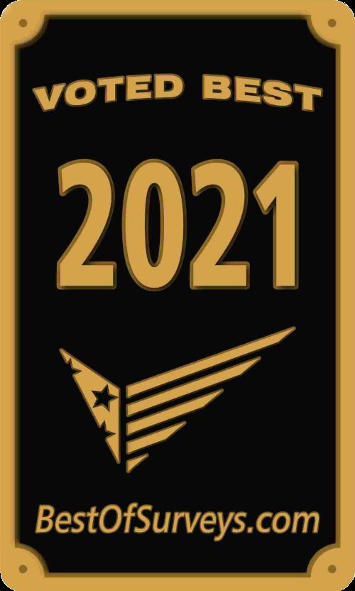 Voted Best 2021