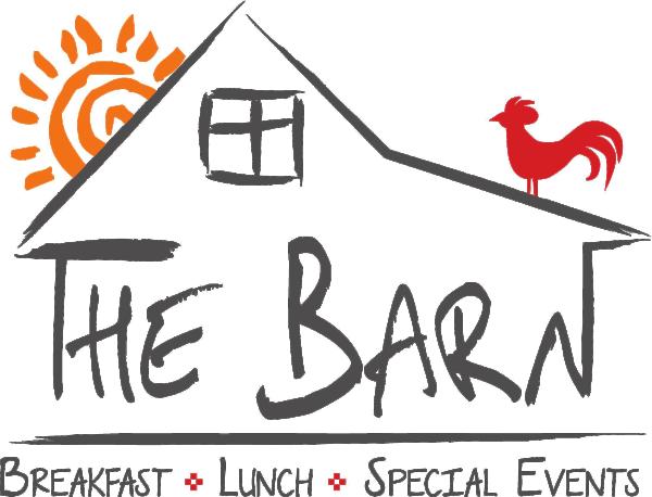 The Barn logo top