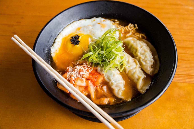 Noona's Noodle Soup