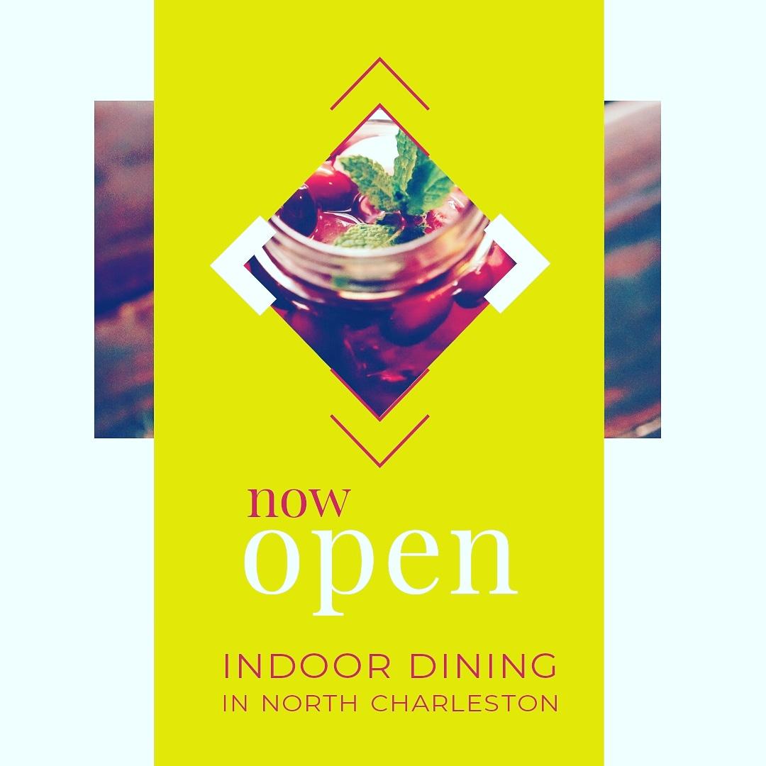now open flyer