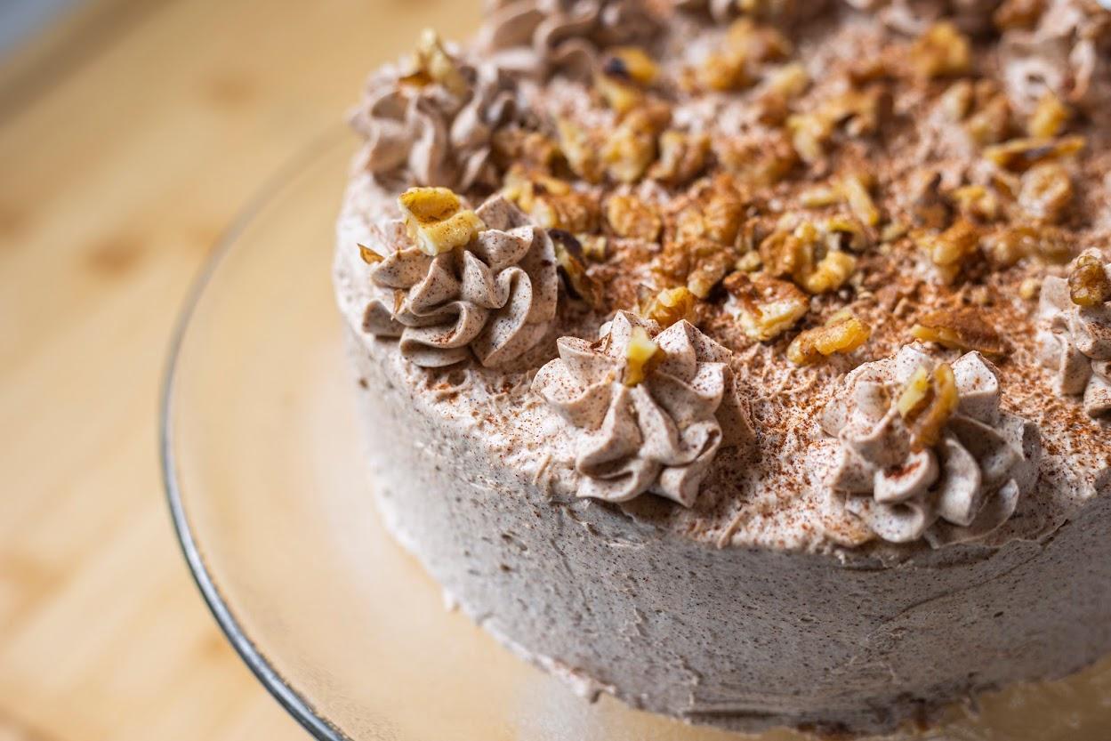 Cinnamon Nut Cake 1