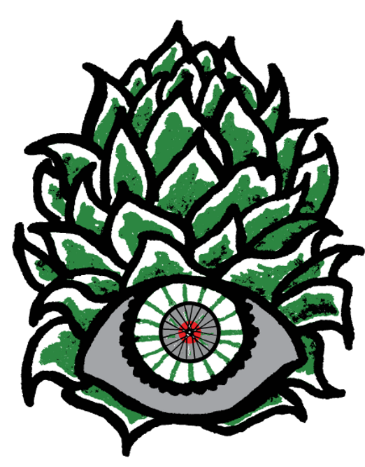 Cyclhops Bike Cantina logo top