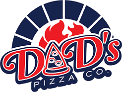 Dads Pizza Co logo