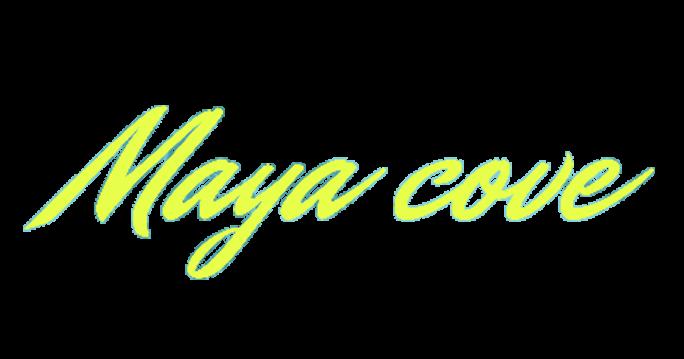 Maya Cove logo top