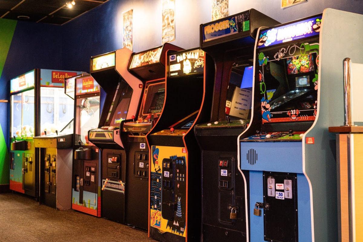 Machine games