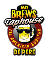 Mr Brews Taphouse - De Pere logo top