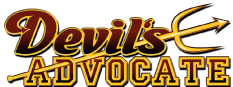 Devil's Advocate - Tempe logo scroll