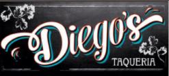 Diego's Taqueria logo top