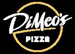 Dimeo Pizza logo top