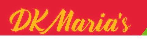 DK Maria's Legendary Tex-Mex logo top