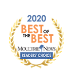 Best of the best readers choice badge