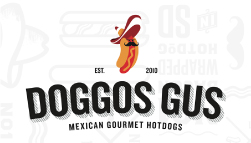 Doggosgus logo scroll