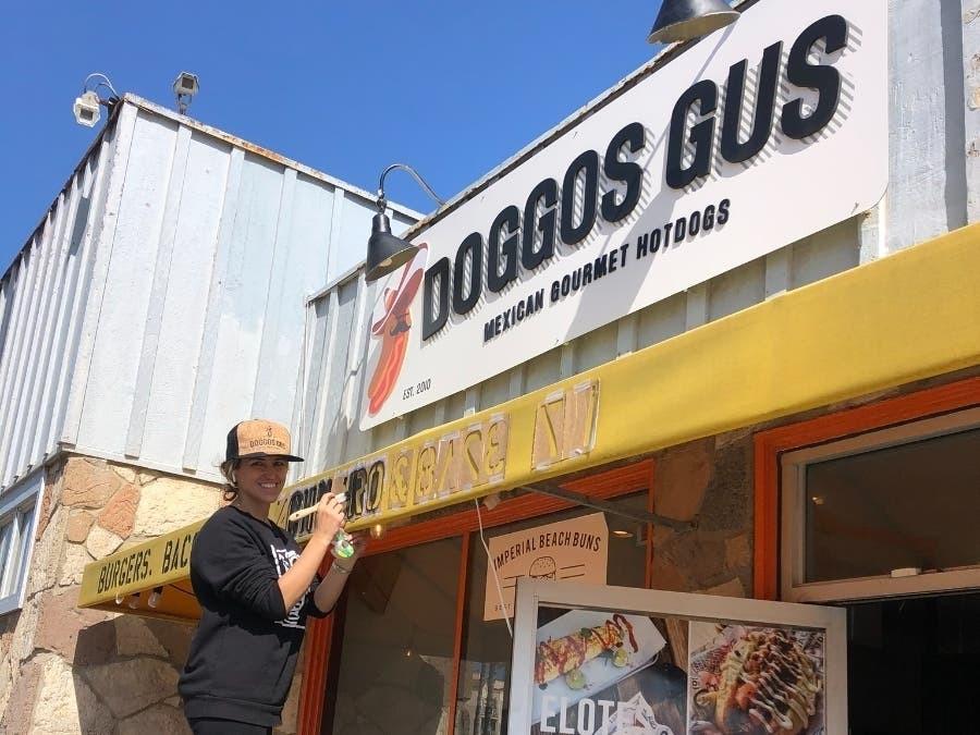 The Doggos Gus Guy Fieri grant 25000