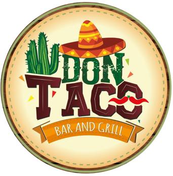 Don Taco Bar & Grill logo