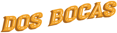 Dos Bocas logo top