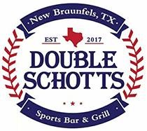 Double Schott's Sports Bar & Grill logo