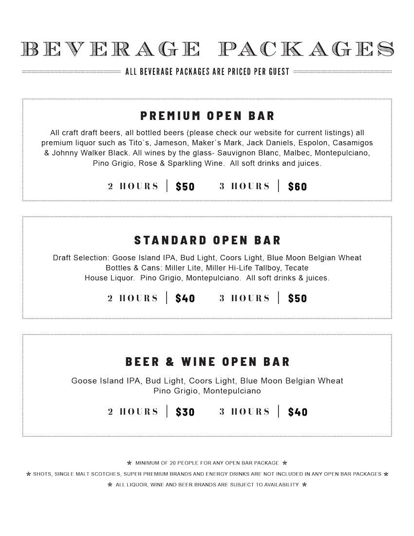 Party options menu 2