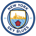 Manchester City sky blues logo