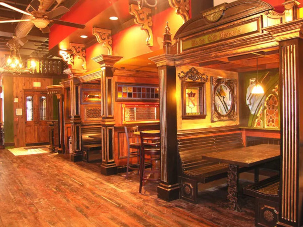 Meehan's Public House interior
