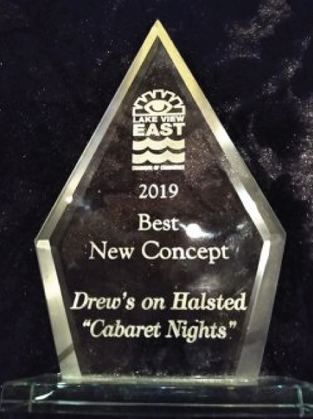 Best New Concept award