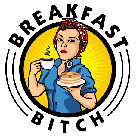 Breakfast Bitch -Phoenix logo top