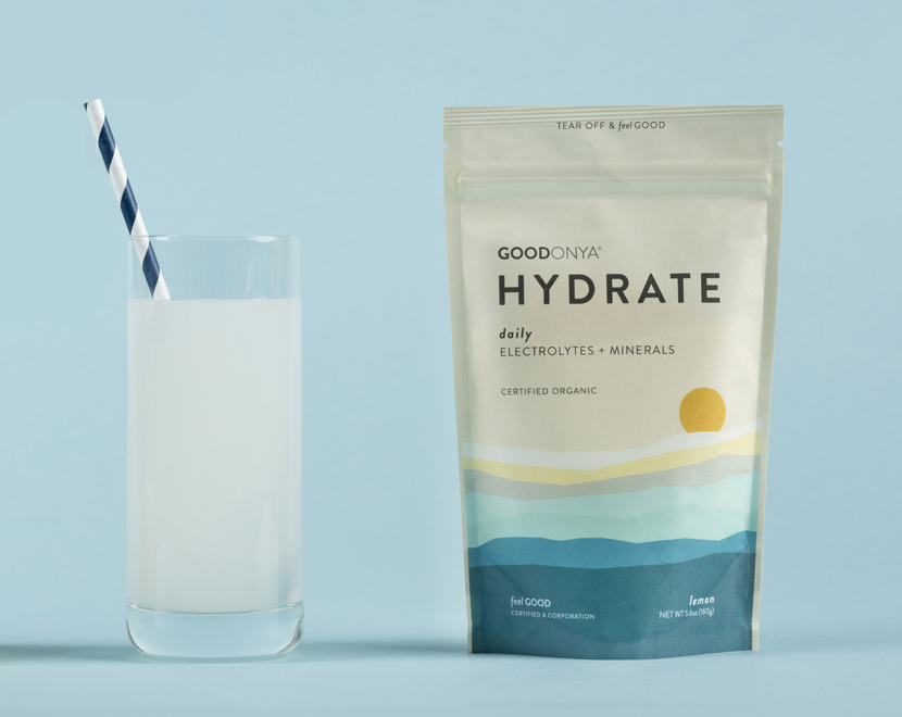 Hydrate Daily Electrolytes + Minerals