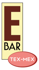 E-Bar Tex Mex logo