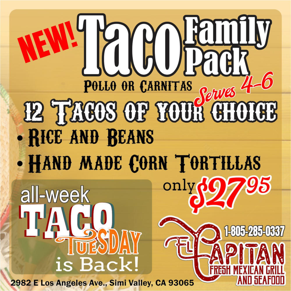 Family-pack Taco