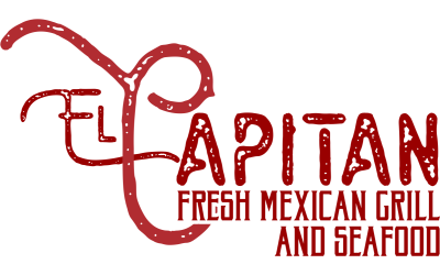 El Capitan logo scroll