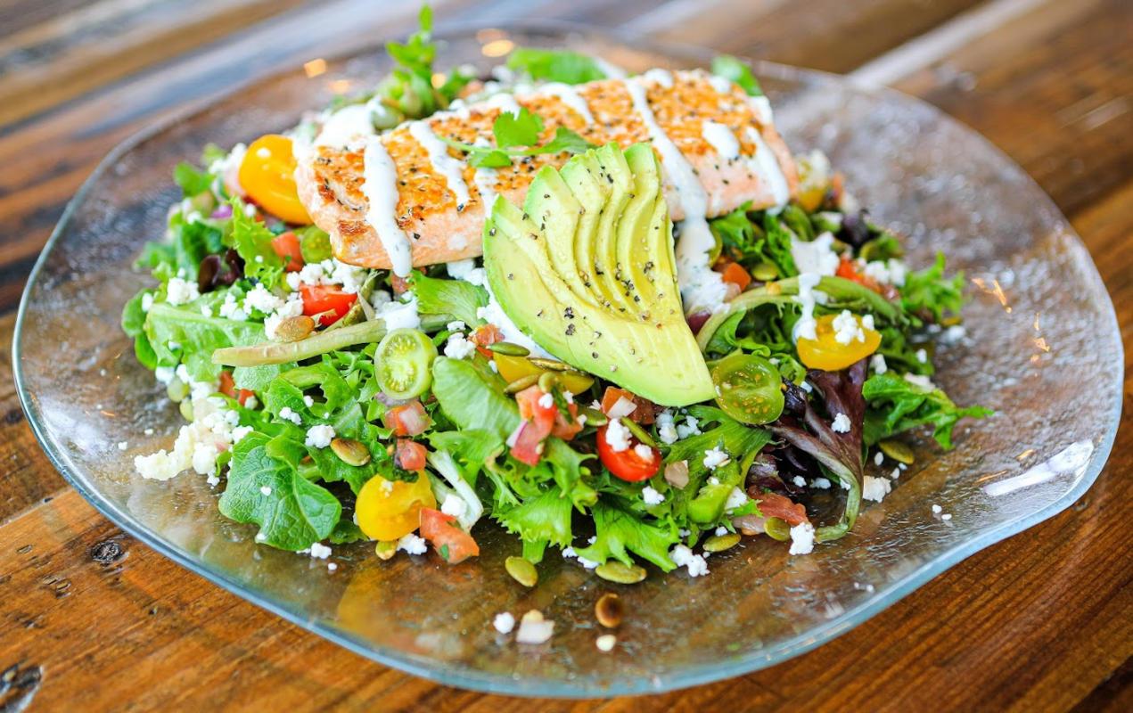 Mixed salad: