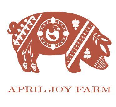 april joy farm logo