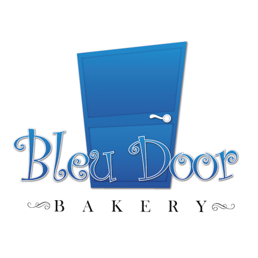 bleu door logo