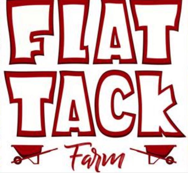 flat tack farm logo