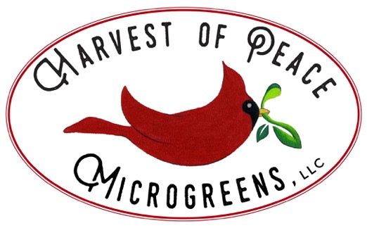 Harvest of Peace logo