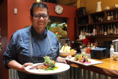 Chef Miguel Sosa Vancouver