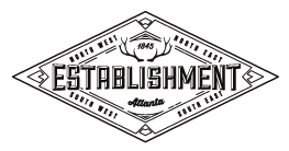 Establishment Midtown logo scroll