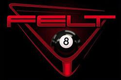Felt Bar & Restaurant logo top