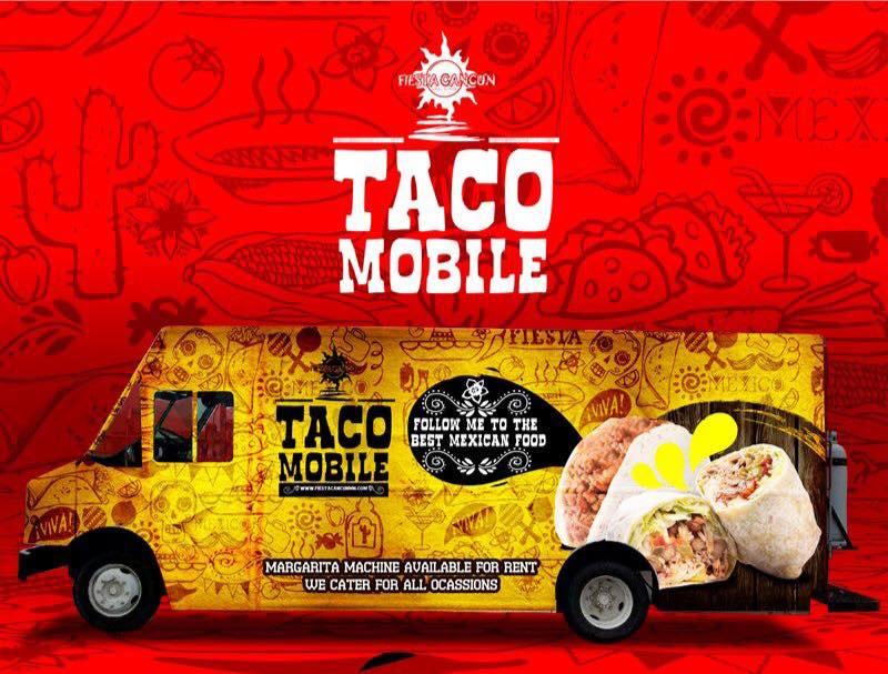 Taco Mobile van
