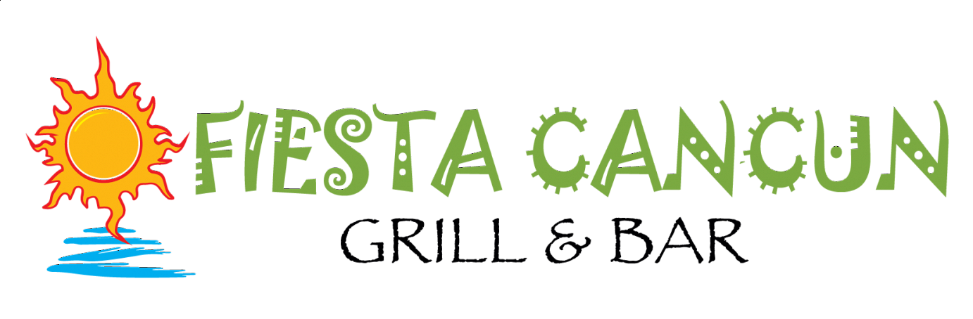 Fiesta Cancun logo scroll
