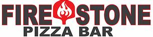 Fire Stone Pizza Bar logo top