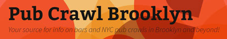 pub crawl brooklyn logo