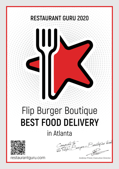 restaurant Guru best food delivery restaurant in Atlanta