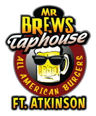 Mr Brews Taphouse - Ft. Atkinson logo top