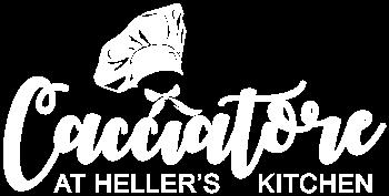 Cacciatore at Heller's Kitchen logo top