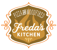 Freda's Pizza and Woodfired Kitchen logo