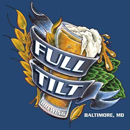 Full Tilt Brewing logo top